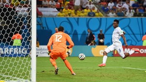 But Daniel Sturridge levelled matters just two minutes later