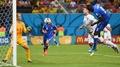 Goal: England 1-2 Italy
