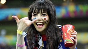 For those in Ireland with the stamina for a fourth consecutive game - Ivory Coast Japan kicked off in the small hours