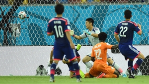 But two quick fire goals in the second half sealed the points for the Ivory Coast. The first from Wilfred Bony.