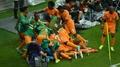 Goal: Ivory Coast 2-1 Japan
