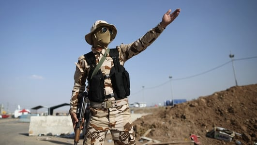 ISIL advances on Baghdad