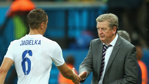 Roy Hodgson: 'The fact is that if you lose the first game you probably have to win the next two.'