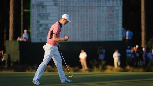 Martin Kaymer is in control heading into the final day at Pinehurst