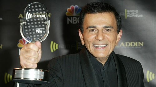 Casey Kasem: like a story from Scooby-Doo, his body's gone missing