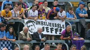 Fair play, Wexford hurling fans, in fairness