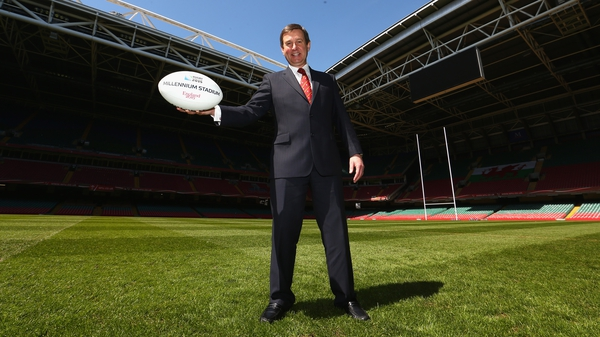 WRU chief executive Roger Lewis has been backed to continue his work in developing Welsh rugby