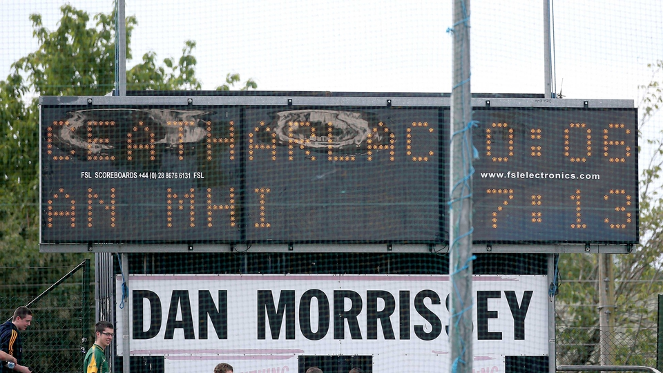 ...And here's why: the scoreboard tells the tale
