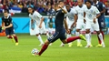 Goal: France 1-0 Honduras