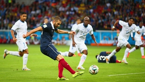 Benzema put the result beyond doubt with a thunderous third goal