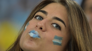 Argentina have high hopes for glory in the World Cup