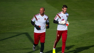 Pundits have suggested that Pepe Reina or David de Gea may replace Iker Cassilas as Spain's No 1 before the tournament is over