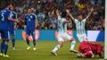 Goal: Argentina 1-0 Bosnia Herzegovina