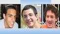 Three Israeli teenagers abducted