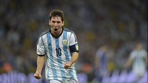 Lionel Messi has denied any wrongdoing in relation to the case