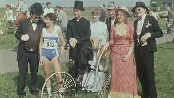 Bloomsday Race 1984