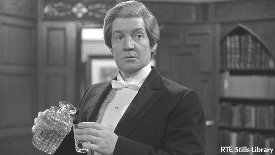 Ray McAnally in 'Lady Windermere's Fan'