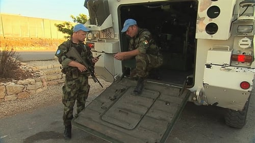 The Taoiseach is visiting the UNIFIL army base in At Tiri in Southern Lebanon