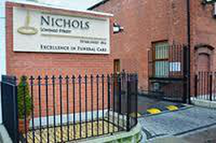 Gus Nichols - in business as Undertakers for 200 years
