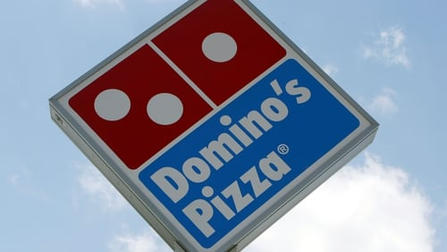 Domino's Pizza has posted a 7.6% growth in underlying third quarter sales in Ireland