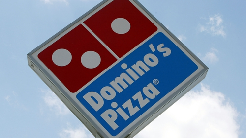 Domino's Pizza was boosted by online sales as well as the recent World Cup