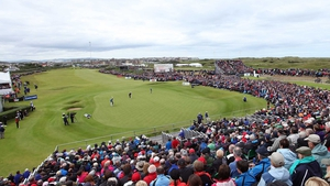 The 2012 Irish Open was a sell out