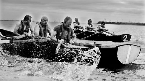 The second annual Dublin Currach Regatta took place in Clontarf over the weekend (Pic: Lar Boland)