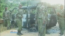 At least 50 killed in attack in Kenya