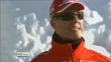 Michael Schumacher leaves hospital in France