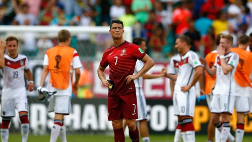 Day 5 of the World Cup saw Germany rout Portugal, Iran draw scoreless with Nigeria and the USA pull through in dramatic fashion over Ghana