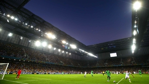 By the end of it, Iran and Nigeria turned out a scoreless draw, leaving the fans who filled the Arena da Baixada disappointed and itching for goals