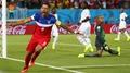 Goal: Ghana 0-1 USA