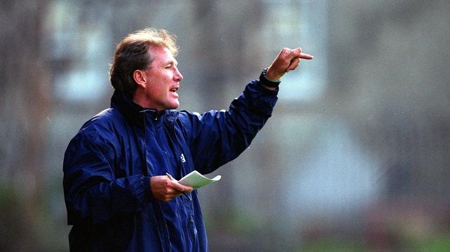 Don O'Riordan returns to Irish soccer scene with Galway WFC