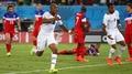Goal: Ghana 1-1 USA