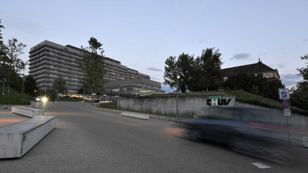 The University Hospital of Lausanne (CHUV) is just 20 miles from Michael Schumacher's home on the shores of Lake Geneva