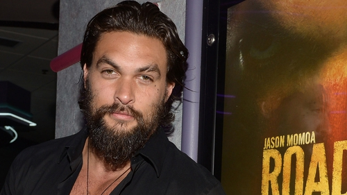 Jason Momoa will play Aquaman
