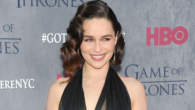 Emilia Clarke to play nurse in Voice from the Stone