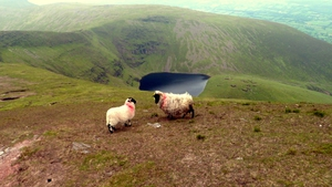 The Galtee Mountains as pictured by The Comeragh Mountaineering club (Pic: John Ryan)