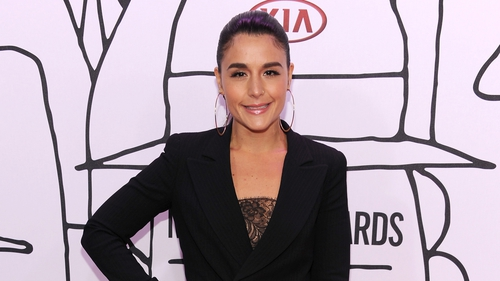 Jessie Ware debuted her latest track on Zane Lowe's BBC Radio 1 show.