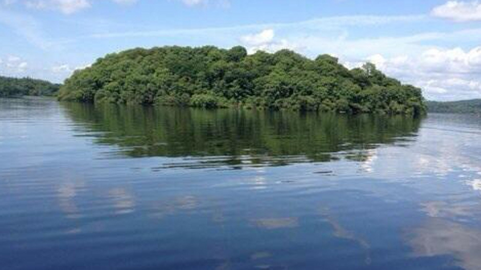 Sunshine over Lough Key, Boyle, Co Roscommon (Pic: @CreepyOldGit)