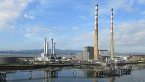 Sunshine over Dublin Port (Pic: @Samwhiplash)