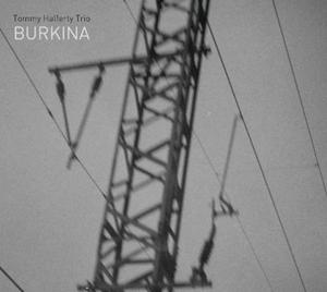 Tommy Halferty's latest album, Burkina