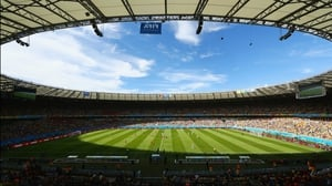 The first match of the day saw everyone's favourite dark horses Belgium take on the Algerian side at Estádio Mineirão in Belo Horizonte