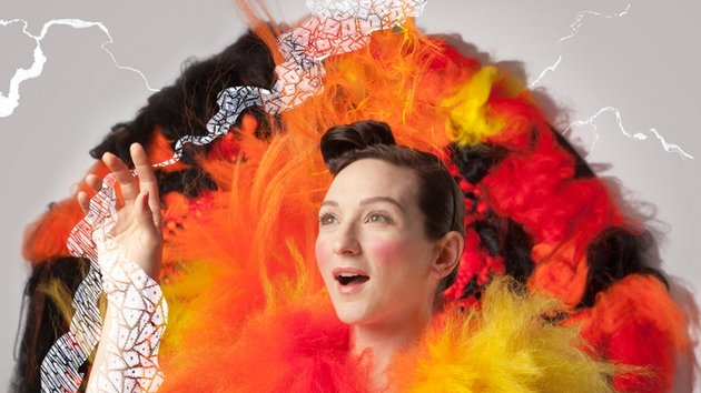 My Brightest Diamond is part of the 2014 Kilkenny Arts Festival