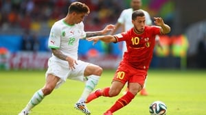 To the surprise of many, Hazard could not find his groove from kick-off