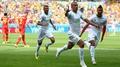 Goal: Belgium 0-1 Algeria