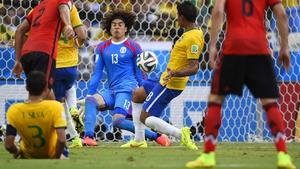 The man of the match was no doubt Mexico goalkeeper Guillermo Ochoa, who made a number of super saves on the day