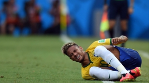 ... One which Neymar couldn't deliver