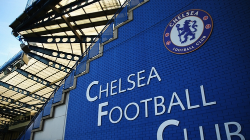Chelsea fans were involved in an alleged racist incident in Paris last month