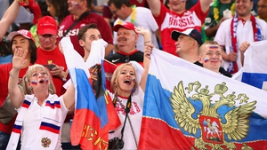And finally, Day 6 of the World Cup saw Russia take on South Korea in the second Group H match on the day